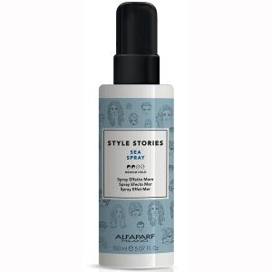 Spray de par cu efect marin Alfaparf Style Stories Sea Spray, 150 ml