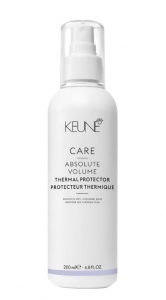 Spray pentru protectie termica Keune Care Absolute Volume, 200 ml