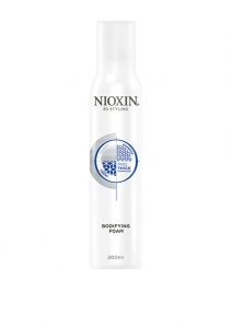 Spuma Nioxin 3D Styling Bodifying Foam , 200 ml