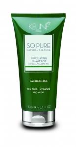 Tratament intensiv anti-matreata Keune So Pure Color Exfoliating, 100ml