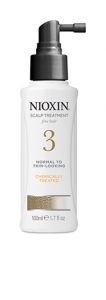 Tratament leave-in impotriva caderii parului Nioxin System 3 Scalp Treatment, 100 ml