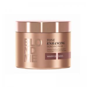 Tratament pentru par blond cald Schwarzkopf Blonde Me Enhancing Warm Treatment, 200 ml