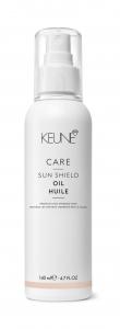 Ulei pentru par expus la soare cu protectie UV Keune Care Sun Shield Oil, 140 ml1