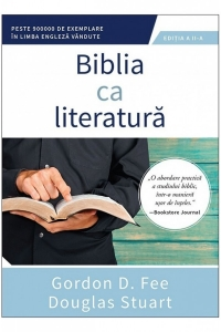 Biblia ca literatura Gordon Fee