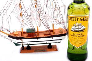 Cadou Cutty Sark Collector's Ship2