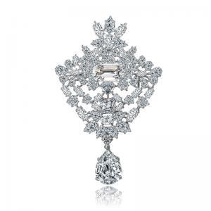 Brosa Borealy Lady Crystals0