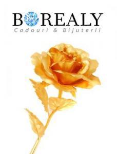 Trandafir Aur 24k & Suport Love2