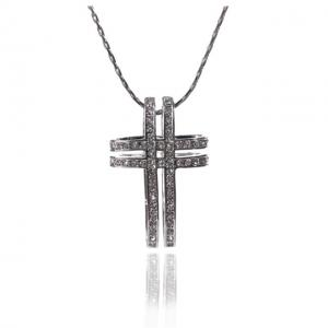 Colier Cross Elegant by Borealy3