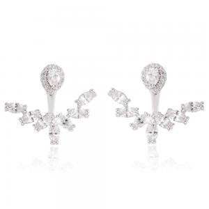 Cercei Borealy Crystal White Anchor0