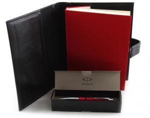 Red & Black Business Parker2