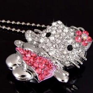 Medalion Borealy Hello Kitty Angel3