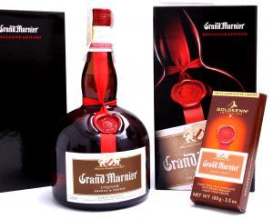 Liqueur & Chocolate Grand Marnier0