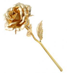 Trandafir Aur 24k & Suport Love3