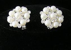 Perle White Flower Shell1
