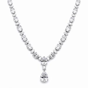 Princess Colier Mireasa Diamonds1