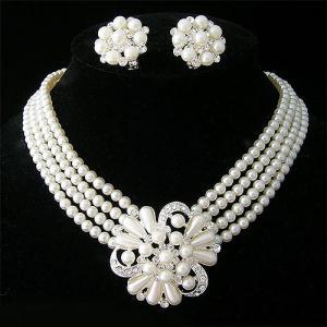 Perle White Flower Shell0
