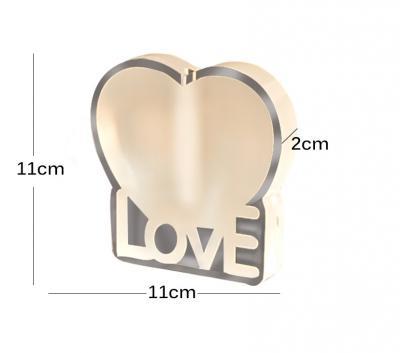 Trandafir Aur 24k & Suport Love1