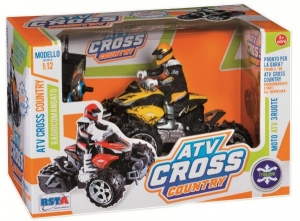 ATV cu telecomanda si personaj RS 7 functii