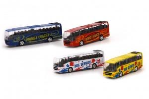 Autobuz Globo cu sunete si lumini 16 cm
