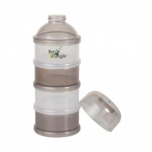 Containere lapte praf BO Jungle cu 4 compartimente