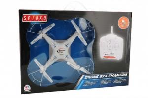 Drona Globo Spidko Gigant cu radiocomanda S74 PHANTOM