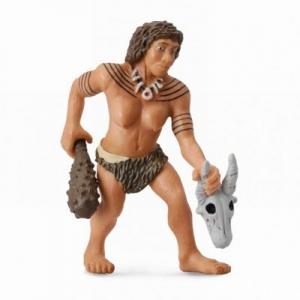 Figurina din plastic Femeie Neanderthal