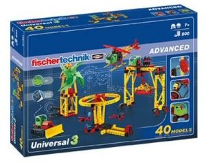 Fischertechnik Set Constructie 40 modele Universal 3