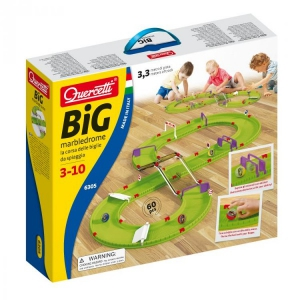 Joc creativ  Big Marbledrome Basic Set Quercetti sina