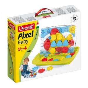 Joc creativ Pixel Baby 2 constructii mozaic