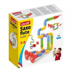 Joc creativ Quercetti Super Saxoflaut 24 piese