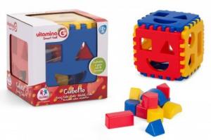 Jucarie cub cu sortator forme