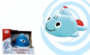 Jucarie pentru baie balena