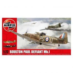 Kit aeromodele Airfix 02069 Avion Boulton Paul Defiant Mk.1 Scara 1:72