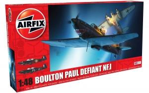 Kit constructie Airfix avion Boulton Paul Defiant NF.1 1:48