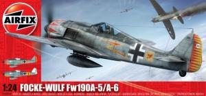Kit constructie Airfix avion Focke Wulf Fw-190A-5/A-6