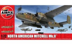 Kit constructie Airfix avion North American Mitchell Mk II 1:72
