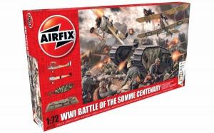 Kit constructie Airfix Batalia de la Somme Centenary scara 1:72