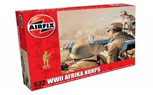 Kit constructie Airfix soldati WWII Afrika Korps 1:72