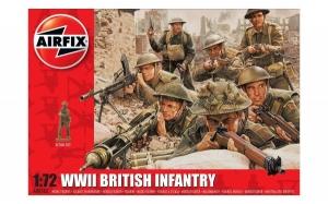 Kit constructie Airfix soldati WWII British Infantry 1:72