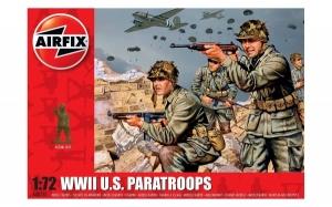 Kit constructie Airfix soldati WWII U.S. Paratroops 1:72