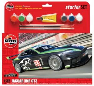 Kit constructie masina Jaguar XKRGT3