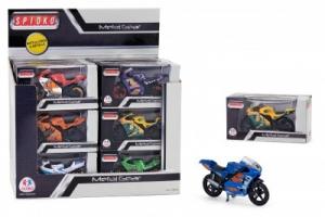 Macheta moto scara 1:24 diverse modele
