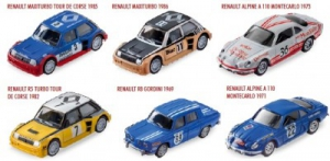 Machete masinute Franta Vintage racing