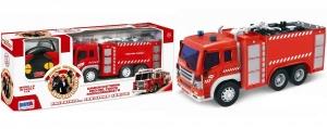 Masina de pompieri RS cu telecomanda si lumini scara 1:16