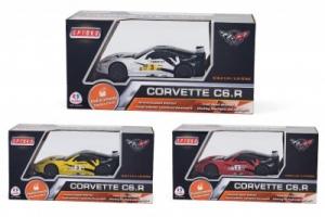 Masina telecomanda Corvette C6 R Racing 1:24