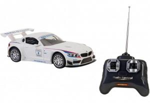 Masinuta BMW Z4 cu telecomanda si licenta cu toate functiile si lumini scara 1:24