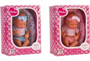 Papusa bebelus nou nascut Globo Bimbo 37350 in cosulet