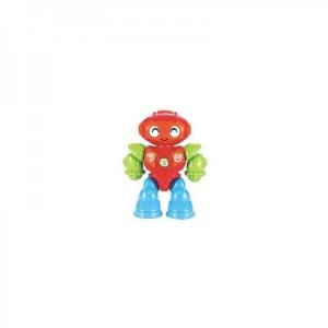 Robotel pentru copii cu sunete si lumini Globo
