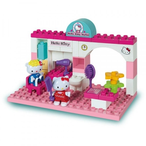 Set constructie Unico Hello Kitty 40 piese