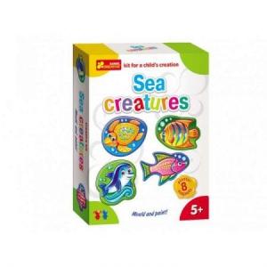 Set creativ modelare Ranok 8 magneti Animale Marine